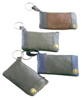 Schlüsseltaschen - Leder 480-70