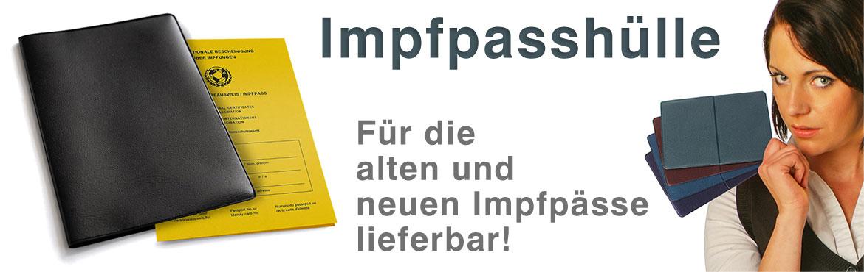Banner Impfpasshülle